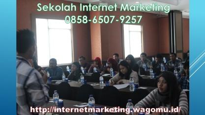 Pelatihan Internet Marketing Solo